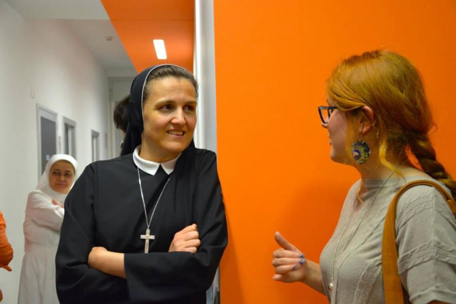 časna sestra redovnica duhovni poziv