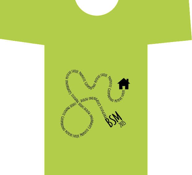 Majica BSM 2015
