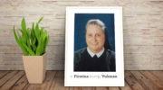Umrla je naša draga sestra Firmina