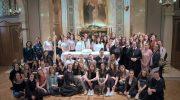 Učenice Paola Di Rosa u Bresci