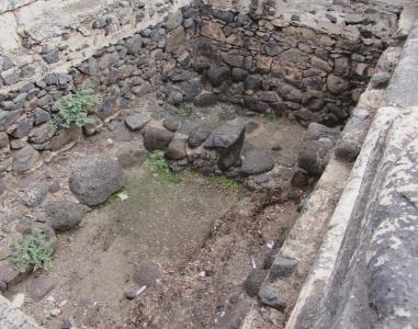 Ostaci sinagoge u Kafarnaumu